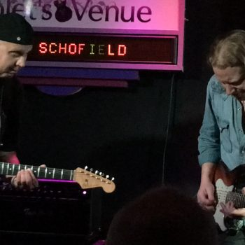 Jamming with a Legend (Matt Schofield)